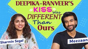 Deepika Padukone-Ranveer Singh's KISS was different than ours: 'Malaal' stars