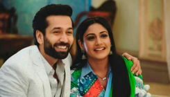 Nakuul Mehta suggests Surbhi Chandna for a 'jugal bandi' #SanjivaniWhistleChallenge video