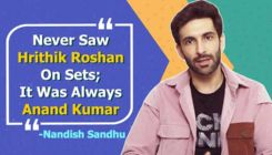 Never saw Hrithik Roshan on 'Super 30' sets, it was always Anand Kumar: Nandish Sandhu