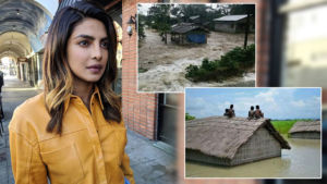 Priyanka Chopra Assam Flood