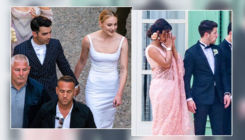 Priyanka Chopra gets teary-eyed at Joe Jonas and Sophie Turner's Paris wedding - view pics