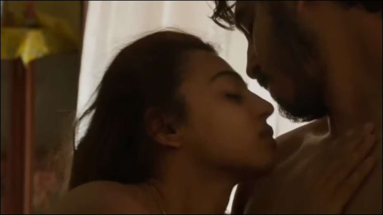 Radhika Apte Sex Scene Dev Patel The Wedding Guest Leaked
