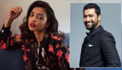 OMG! Radhika Apte spills the beans on Vicky Kaushal's love life