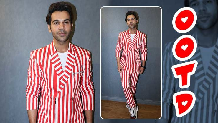 Want to master the stripes look? Take style lessons from Rajkummar Rao