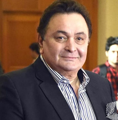 rishi kapoor return acting cancer