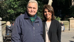 Say What! Rishi Kapoor lost 26 kgs in 4 months due to cancer treatment
