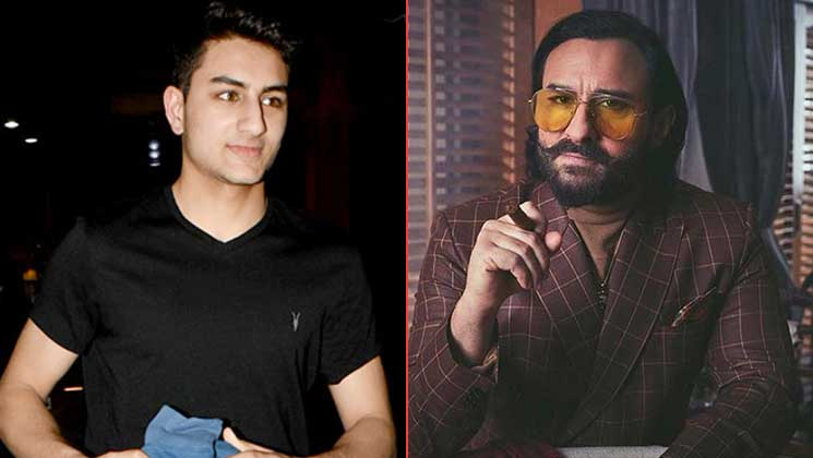 Saif Ali Khan on son Ibrahim's Bollywood debut: He should, he's better looking than me | Bollywood Bubble