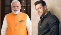 PM Narendra Modi refers to Salman Khan's films to create awareness about tiger conservation