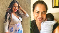 Sameera Reddy finally reveals the name of her newborn daughter