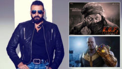 'KGF Chapter 2': Sanjay Dutt compares his character Adheera to 'Avengers' Thanos
