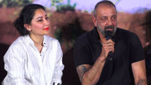 sanjay dutt reaction called old