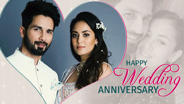 Shahid Kapoor-Mira Rajput Wedding Anniversary Special: 7 pictures of the couple which will make you fall in love