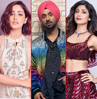 Shilpa Shetty to make her Bollywood comeback with Yami Gautam and Diljit Dosanjh's next?
