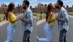 London Diaries: Shilpa Shetty and Raj Kundra's 'Jumma Chumma De De' moment will make you go aww