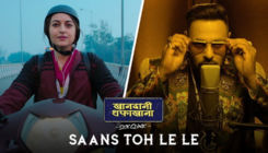 'Saans Toh Le Le' Song: Sonakshi Sinha and Badshah are back with yet another peppy track