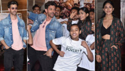 Hrithik Roshan and Mrunal Thakur show us how to 'Dance Out Of Poverty' - view pics