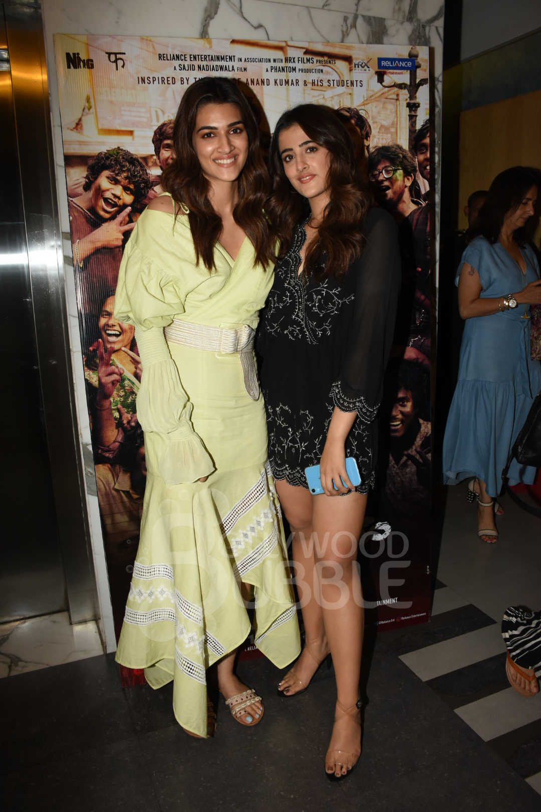 Kriti and Nupur Sanon