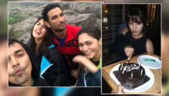 Sushant Singh Rajput made rumoured GF Rhea Chakraborty's 27th birthday the 'happiest'