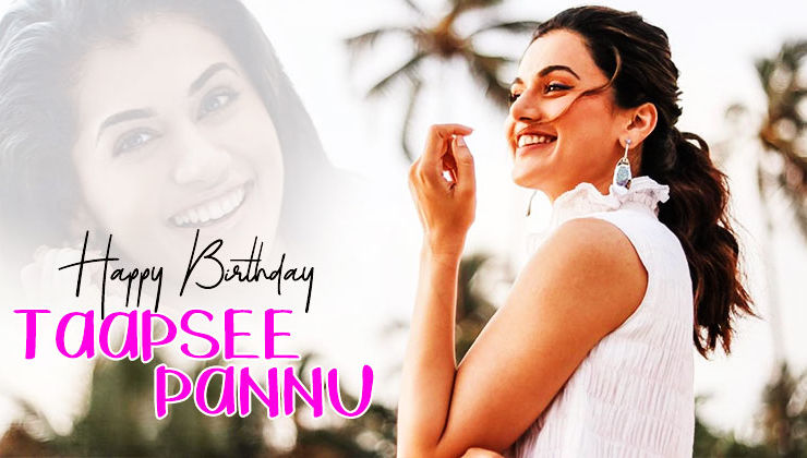 Taapsee Pannu Birthday Special: 5 reasons why the actress is a self-made star