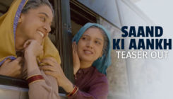 'Saand Ki Aankh' Teaser: Taapsee Pannu-Bhumi Pednekar as sharpshooters will take your breath away