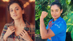 Taapsee Pannu to play Mithali Raj in the cricketer's biopic?