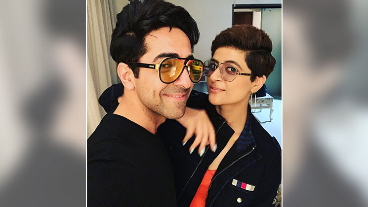 This is how Tahira Kashyap surprised hubby Ayushmann Khurrana | Bollywood Bubble