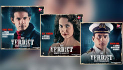 'The Verdict': Manav Kaul, Elli AvrRam and Viraf Patel's posters will raise your curiosity quotient