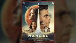 'Mission Mangal' Poster: Akshay Kumar is here with his gang of girls for India's first mission to Mars