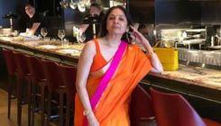 Neena Gupta is breaking the internet with her stunning saree pics from London vacay