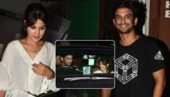 Sushant Singh Rajput takes rumoured GF Rhea Chakraborty on a dinner date - view pics