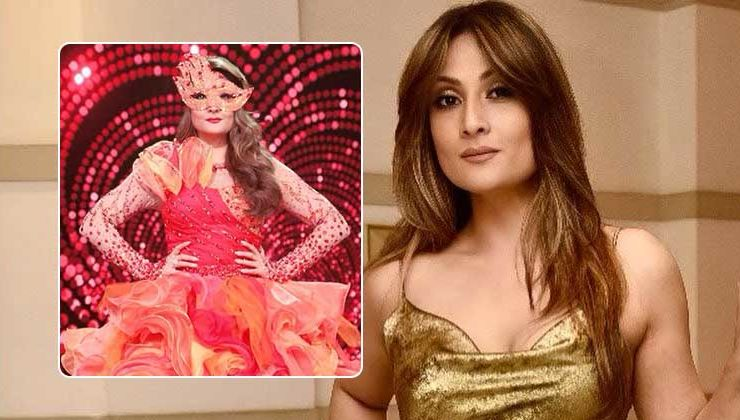 Urvashi Dholakia all set for 'Nach Baliye 9'; says,