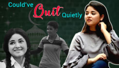 Zaira Wasim, you could have quit Bollywood quietly without bringing in a religious angle