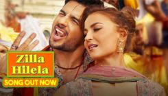 'Zilla Hilela' song: Sidharth Malhotra and Elli AvrRam set the temperature soaring