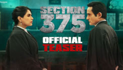 'Section 375' Teaser: Richa Chadha and Akshaye Khanna's courtroom drama looks interesting