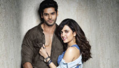 Abhimanyu Dassani-Shirley Setia the new B-town couple? Or is it just a marketing gimmick for 'Nikamma'?