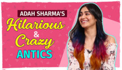 Adah Sharma's HILARIOUS antics will make you fall off your seats