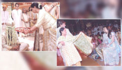 Aishwarya Rai and Abhishek Bachchan's unseen wedding pictures are pure gold