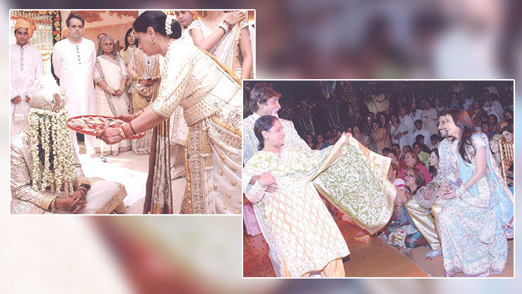 Aishwarya Rai and Abhishek Bachchan's unseen wedding pictures are pure gold | Bollywood Bubble