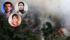 Amazon Rainforest Fire: Arjun Bijlani, Gautam Rode, Urvashi Dholakia and other TV actors pray for Brazil