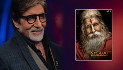 'Sye Raa Narasimha Reddy': Amitabh Bachchan's first look from Chiranjeevi's magnum opus leaves us awestruck