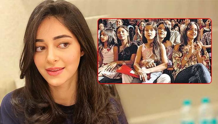 Ananya Panday leaves an adorable comment on throwback picture of Suhana Khan and Shanaya Kapoor