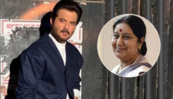 Anil Kapoor on late Sushma Swaraj: Some leaders you never meet but feel a connection to