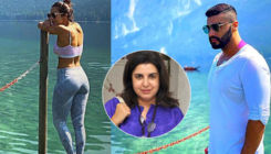 Farah Khan has an EPIC reaction to Malaika Arora-Arjun Kapoor's same-to-same vacation pics