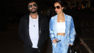 Airport Diaries: Are lovebirds Arjun Kapoor and Malaika Arora up for another vacay?