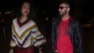 Lovebirds Arjun Kapoor and Malaika Arora jet off to Australia together - view pics