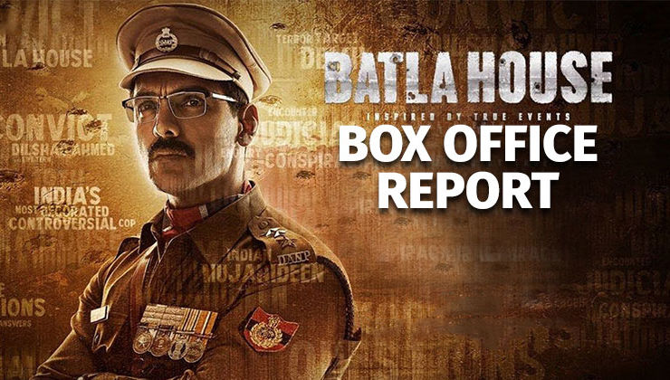 'Batla House' Box-Office Report: John Abraham's cop drama starrer has a decent Day 1