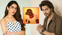 'Coolie No 1': Varun Dhawan and Sara Ali Khan starrer comedy flick's teaser poster is out