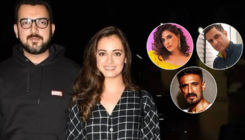 Dia Mirza announces separation from Sahil Sangha; B-Town pours in with good wishes for the two