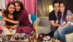 Dipika Kakar gets a lovely birthday surprise from Shoaib Ibrahim and his sister - view pics and videos