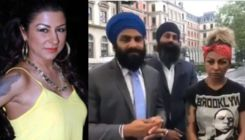 Rapper Hard Kaur in a video with Khalistan supporters challenges PM Narendra Modi and Amit Shah